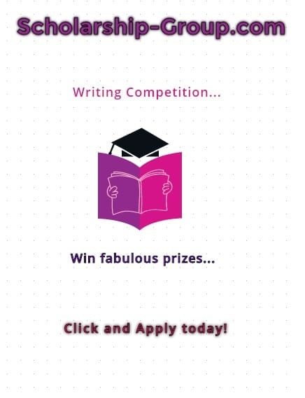 tuyf charitable trust scholarships scholarshipcrib scholarshipgroup writing competition ads